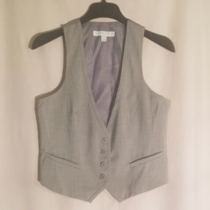 2/$20 New York and company bottom up vest